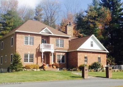 Queensbury Single Family Home Contingent Contract: 30 Beacon Hollow Way