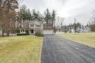 Wilton Single Family Home For Sale: 28 Greylock Drive