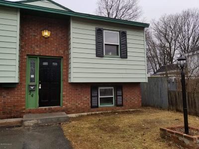 Hudson Falls Vlg Single Family Home For Sale: 24 Delaware Avenue