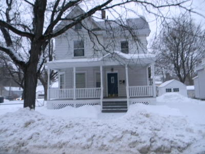 Glens Falls Multi Family Home Contingent Contract: 25 Fulton Street