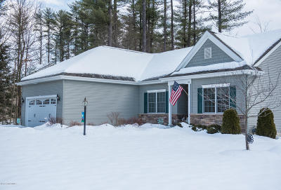Moreau Single Family Home For Sale: 53 Woodscape Drive