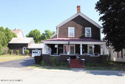 Essex County Single Family Home For Sale: 7 Church Street