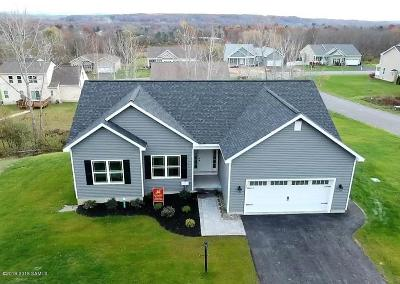Saratoga County Single Family Home For Sale: 15 Morgan Court