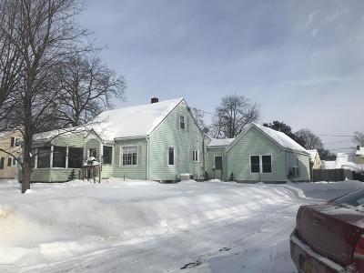 Hudson Falls Vlg Single Family Home For Sale: 12-14 Parkwood Avenue