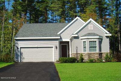 Saratoga County Single Family Home For Sale: 8 Wedgewood Drive