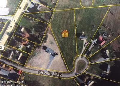 Washington County Residential Lots & Land For Sale: Lot #2 Orville Way