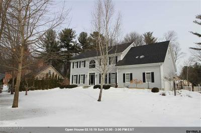 Wilton Single Family Home For Sale: 17 Cobble Hill Drive