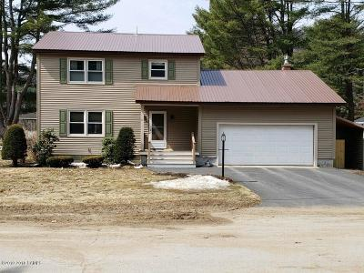Saratoga County Single Family Home For Sale: 17 Fairview Road