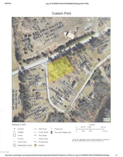 Washington County Residential Lots & Land For Sale: 1 Tracy Drive