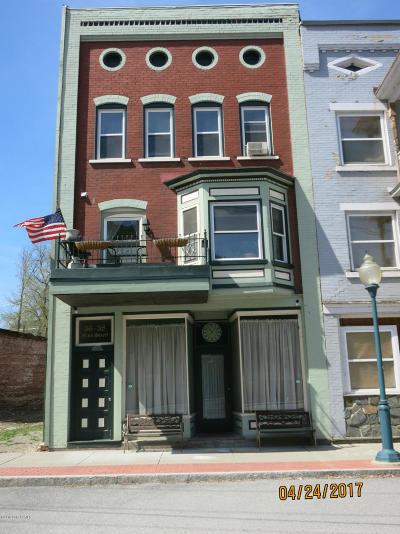 Washington County Multi Family Home For Sale: 36-38 Main Street