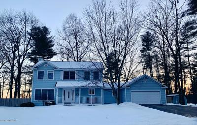Saratoga County Single Family Home For Sale: 37 Iris Avenue
