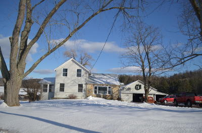 Washington County Single Family Home For Sale: 380 Co Rte 10