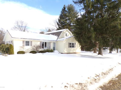 Queensbury Single Family Home Contingent Contract: 80 Montray Road