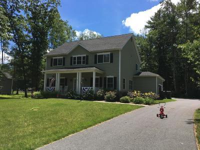 Saratoga County Single Family Home For Sale: 3 Oldham Place