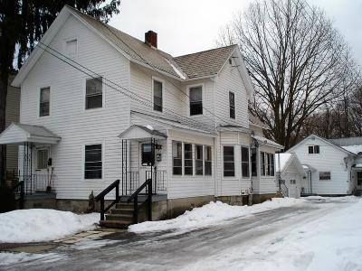 Glens Falls Multi Family Home For Sale: 11 Traver Street