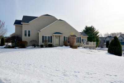 Saratoga County Single Family Home For Sale: 19 Claire Pass