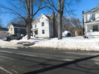 Hudson Falls Vlg Single Family Home Contingent Contract: 143 John Street