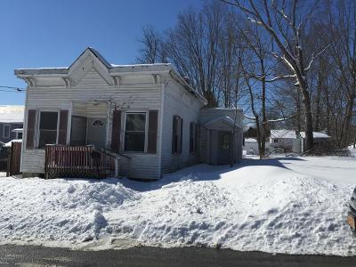 Washington County Single Family Home For Sale: 3 King Street