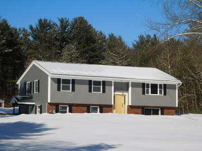 Saratoga County Single Family Home For Sale: 137 Reservoir Road