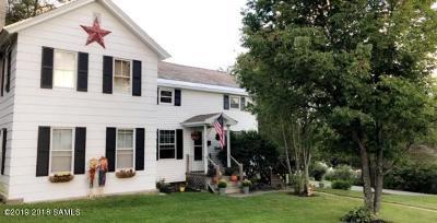 Washington County Single Family Home For Sale: 18 Pine Street