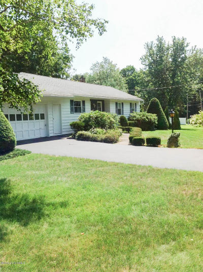Lake George Single Family Home Contingent Contract: 27 Lakeview Circle Drive