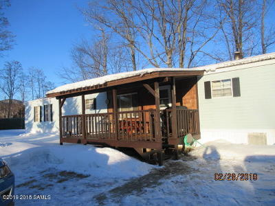 Essex County Single Family Home For Sale: 58 Mineville Road