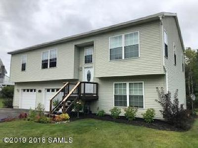 Saratoga County Single Family Home For Sale: 4563 Rt 9n