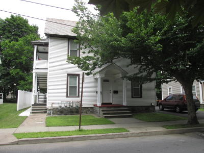 Glens Falls Multi Family Home Contingent Contract: 5 Orville Street