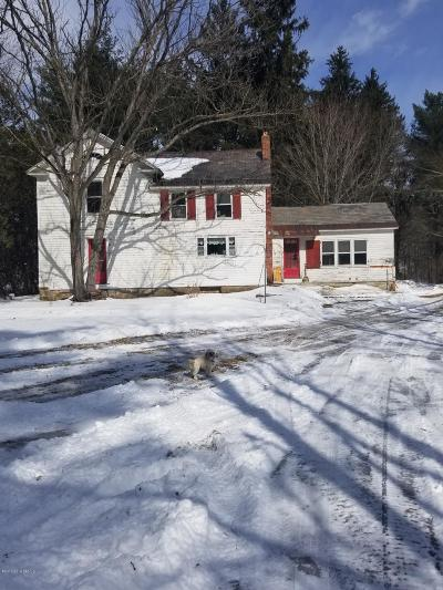 Washington County Single Family Home For Sale: 5978 State Route 40
