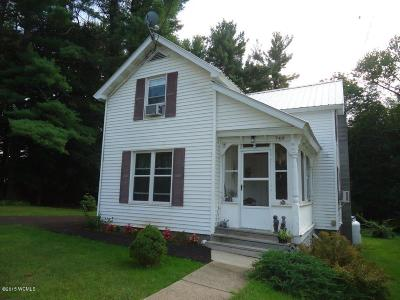 Saratoga County Single Family Home For Sale: 749 Co Rt 24
