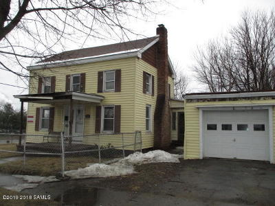 South Glens Falls Vlg Single Family Home For Sale: 21 Hudson Street