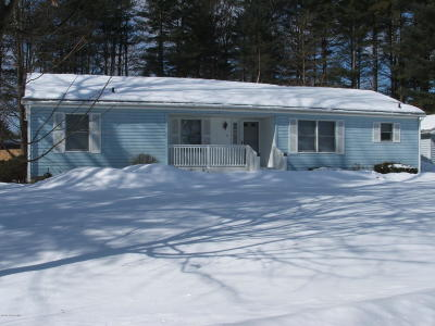Saratoga County Single Family Home For Sale: 24 Kimberly Ln