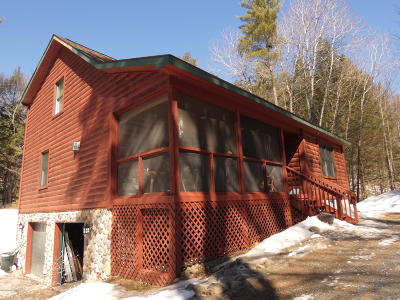 Bolton Single Family Home For Sale: 323 Trout Lake Road