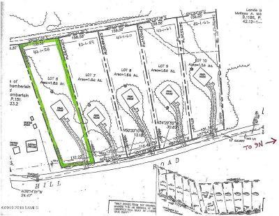 Warren County Residential Lots & Land For Sale: 00 Dodd Hill Road