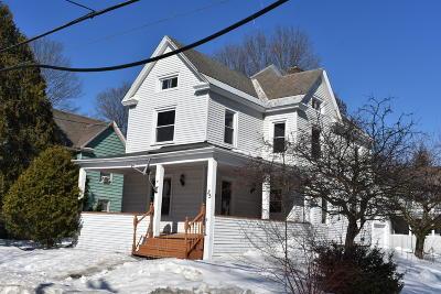 Hudson Falls Vlg Single Family Home For Sale: 35 Elm Street