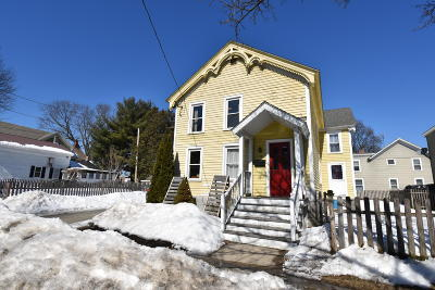 Glens Falls Single Family Home For Sale: 140 Maple Street