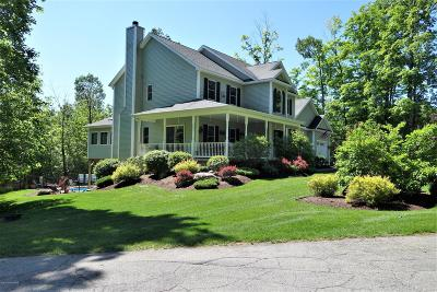 Lake George Single Family Home For Sale: 280 Middle Road