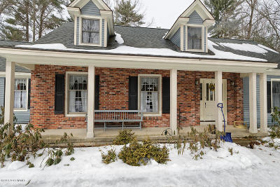 Saratoga County Single Family Home For Sale: 2 Oak View Drive
