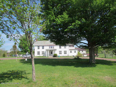 Washington County Single Family Home For Sale: 3360 State Route 196