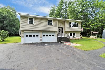 Saratoga County Single Family Home For Sale: 498 Angel Road