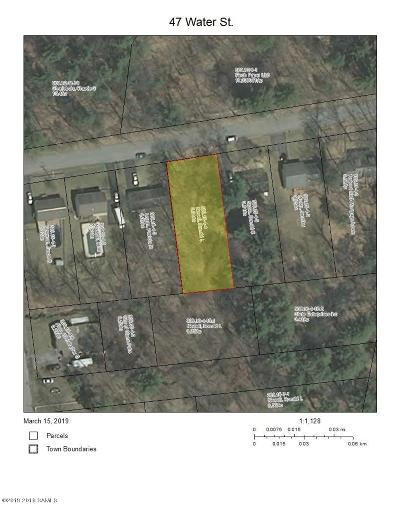 Warren County Residential Lots & Land For Sale: 47 Water Street