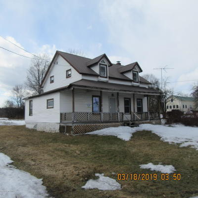 Essex County Single Family Home For Sale: 2671 Center Road