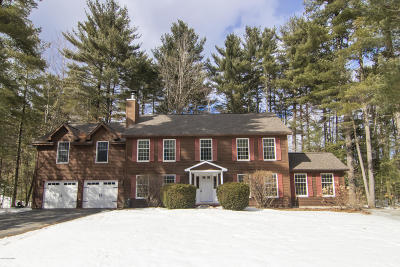 Queensbury Single Family Home For Sale: 21 Mohawk Trail