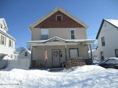 Warren County Multi Family Home For Sale: 17 Murdock Avenue