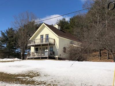 Essex County Single Family Home For Sale: 1223 Ledge Hill Road