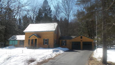 Lake George Single Family Home For Sale: 3239 State Route 9l