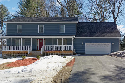 Saratoga County Single Family Home For Sale: 9 Donna Drive
