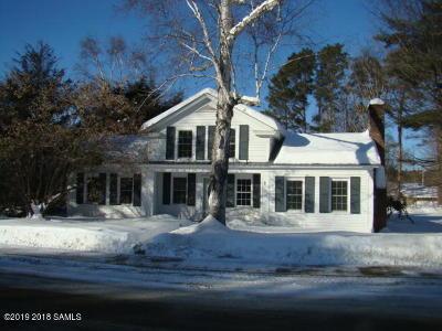 Warren County Single Family Home For Sale: 1 Church Street
