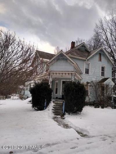 Washington County Single Family Home For Sale: 4 Elm Street