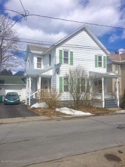 Glens Falls Single Family Home Contingent Contract: 14 Birch Avenue Avenue